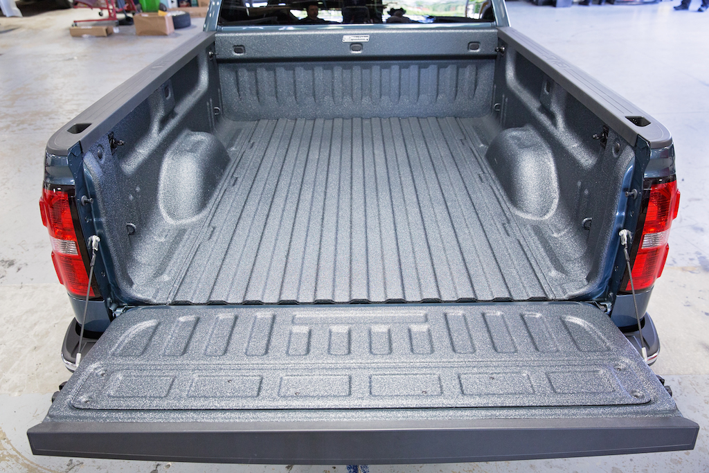 spray in bedliner